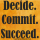 How to commit yourself to what you want