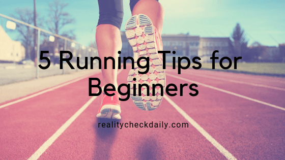 5 Running Tips for Beginners
