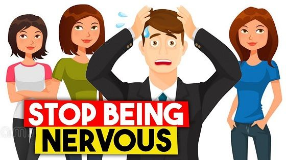 How to Stop Being Nervous & Awkward