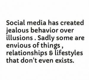 social media negative effects