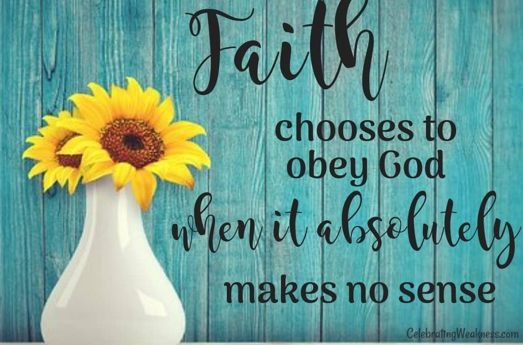 Why You Should Obey God